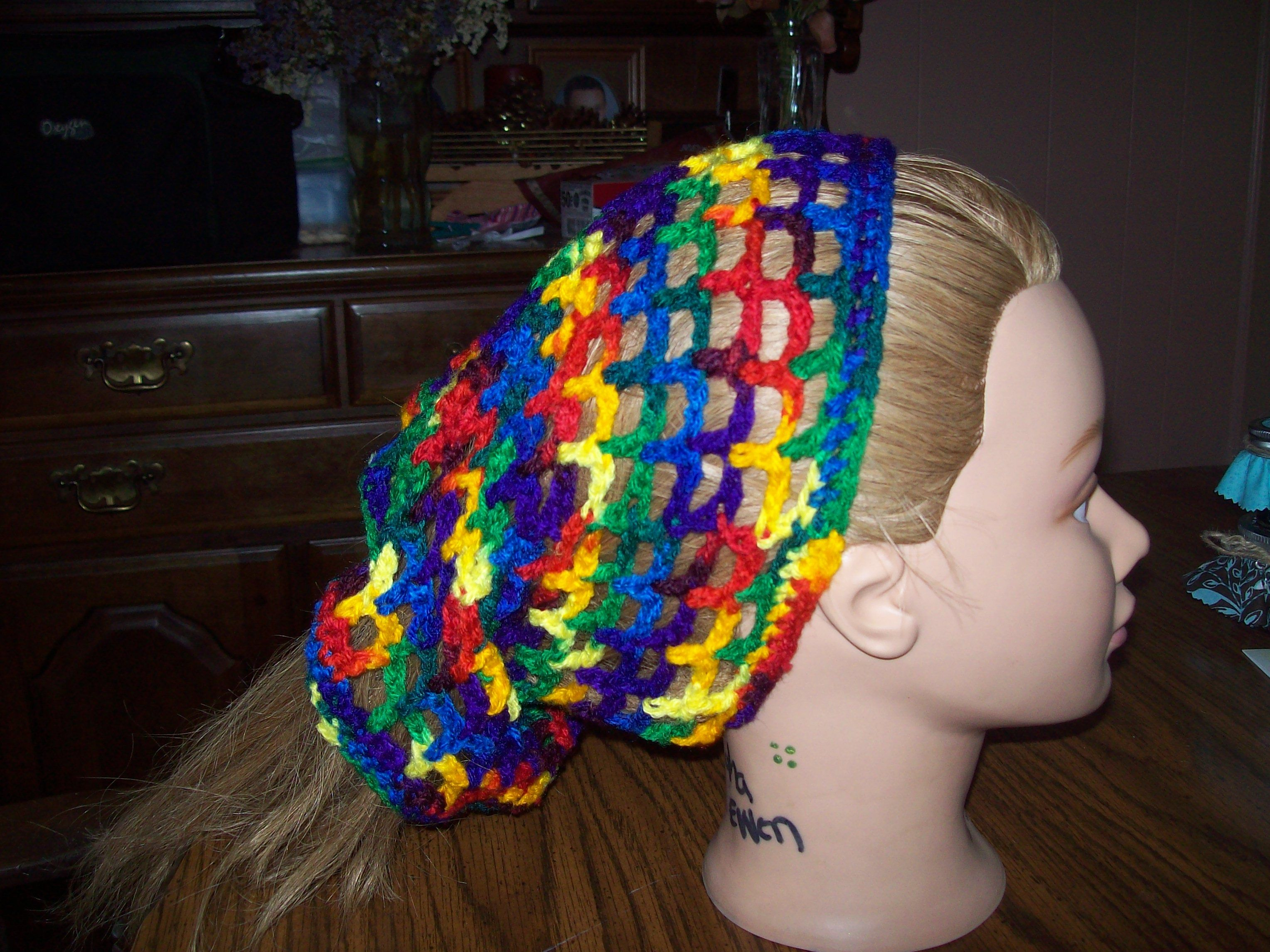 Dread Tube. Free Pattern on Ravelry: http://www.ravelry.com/patterns ...