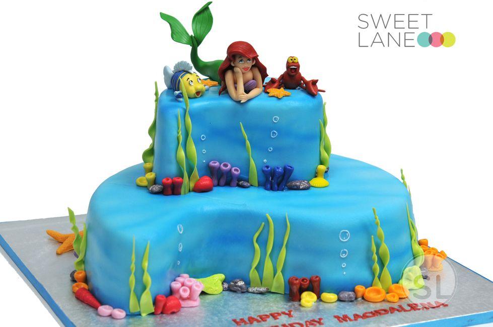 Birthday Cakes Dubai ~ Ariel cake cakes u birthday cakes in dubai cupcakes in