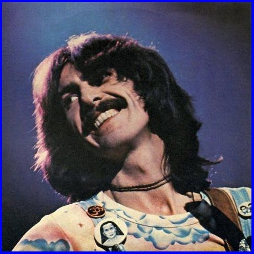 George Harrison Long Hair   GEORGE HARRISON .... remembering today