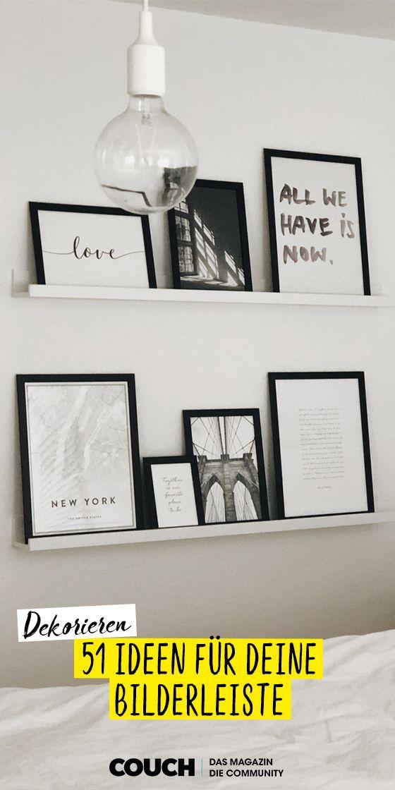 Gestaltungsideen für deine Bilderleiste