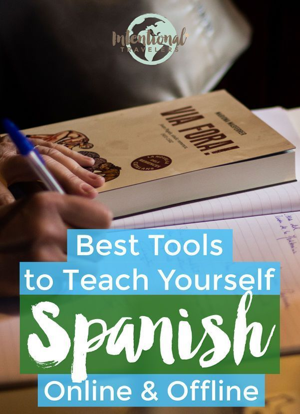 Top Spanish Language Learning Tools Teach Yourself