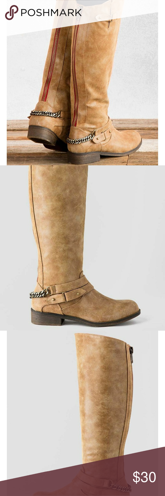 c85c117b113 Steve Madden Girl Canyon Boots Rustic and moto meet in perfect harmony to  create this too