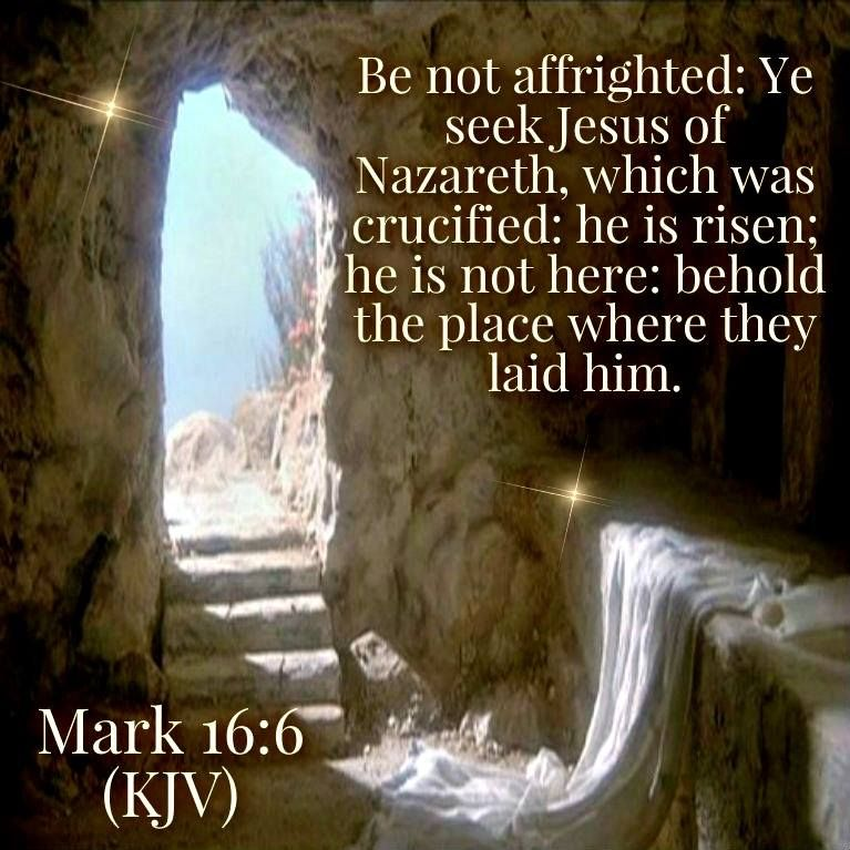 Pin by HappyToDoLoLay🌹 on EASTER | He is risen, Insightful quotes, Jesus