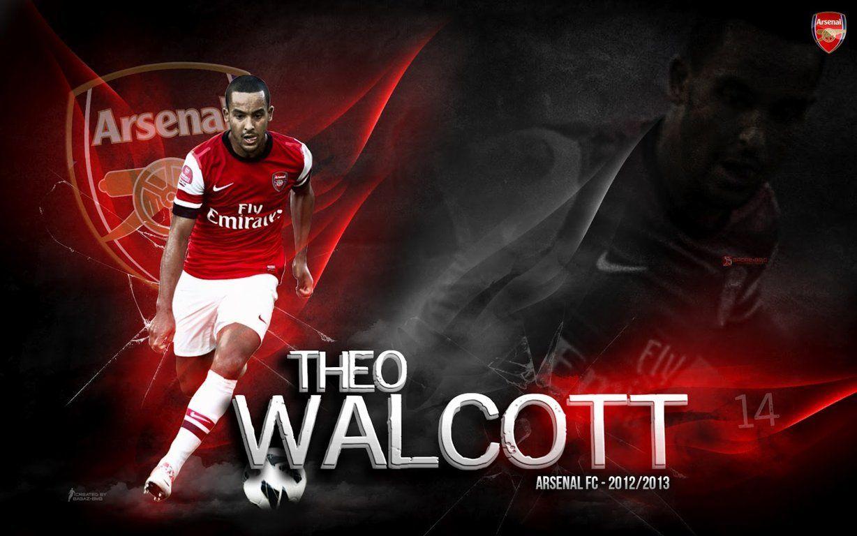 Theo Walcott Wallpaper HD 2013 #14