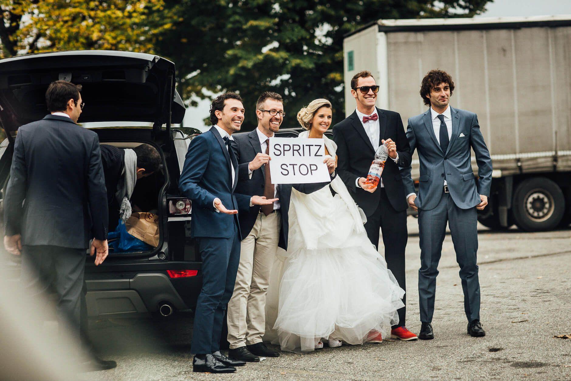 Anniversario Di Matrimonio Scherzi.Scherzi Matrimonio Spritz Stop Matrimonio Divertente Matrimonio