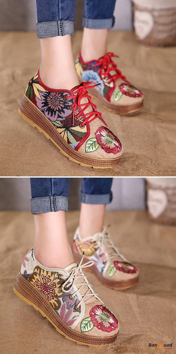 Folkways Fleur Chaussures MDHcpFxq9b