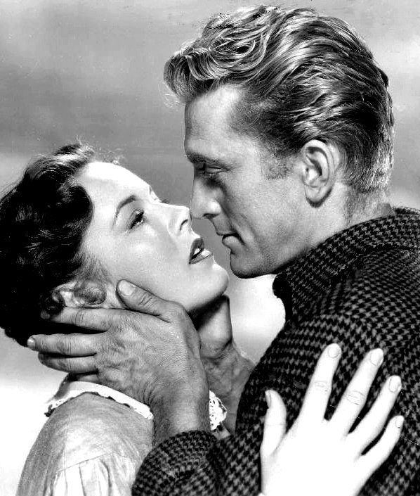 The 20 Greatest Actors Of Hollywood's Golden Age #hollywoodgoldenage Kirk Douglas and Eve Miller during Hollywood's Golden Age #hollywoodgoldenage