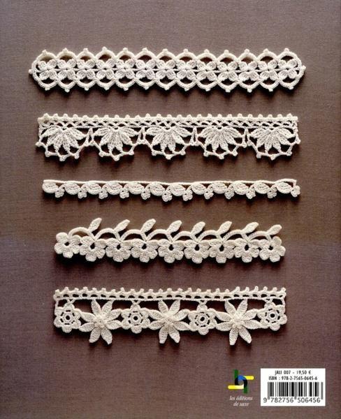 livre motifs et bordures au crochet 164 motifs a assembler a appliquer et jolies bordures. Black Bedroom Furniture Sets. Home Design Ideas