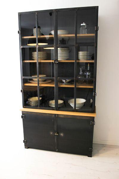 Les 25 meilleures id es de la cat gorie vaisselier sur for Meuble vaisselier cuisine