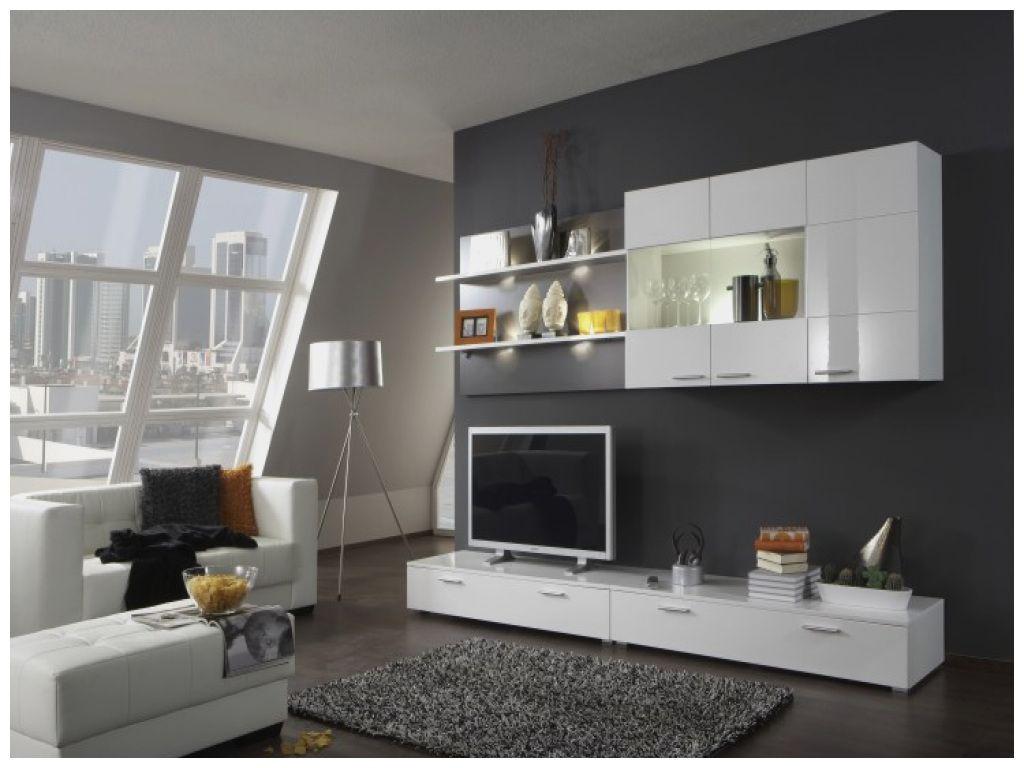 meuble tv design italien haut
