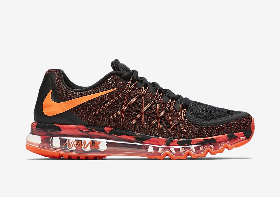 mens nike air max 2015 premium running shoes