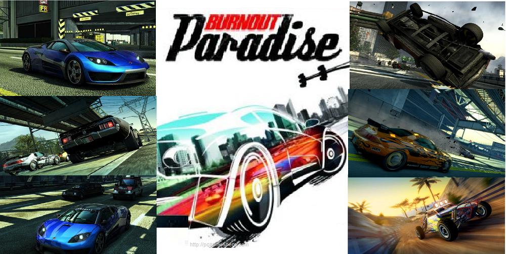 Burnout Paradise Free Download Full Version For Pc, Burnout