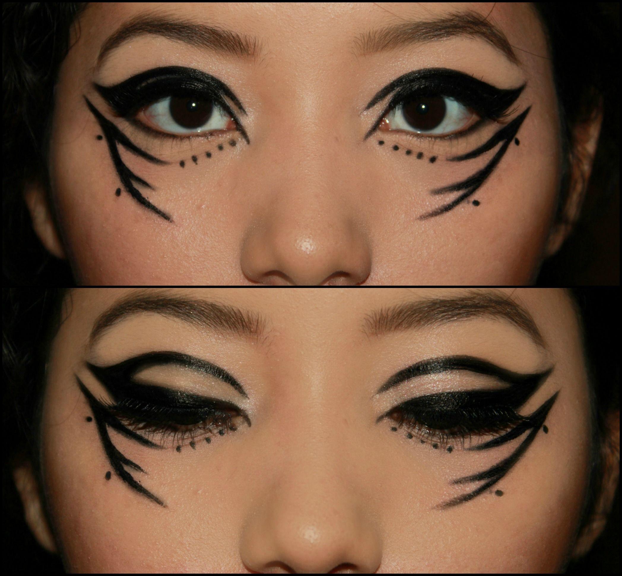 Grace being my makeup model! (Makeup By Rachelsscene) bold ...