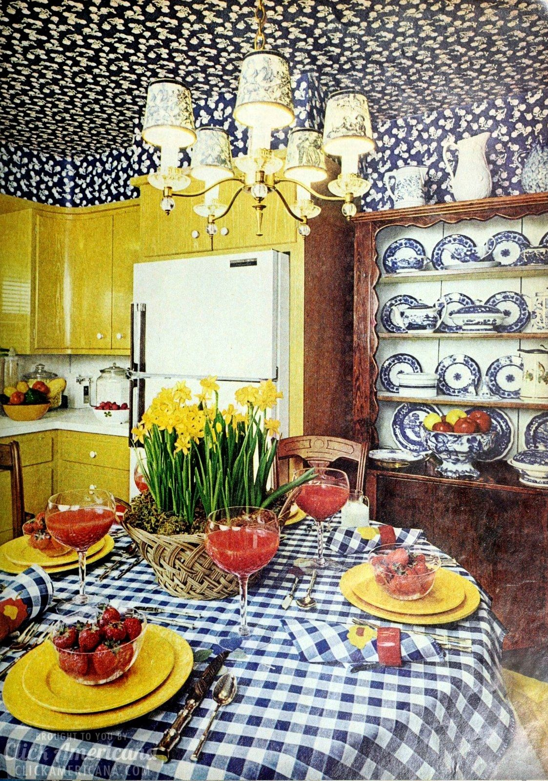 How to wallpaper a ceiling, plus 12 colorful examples of ...
