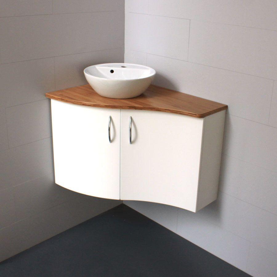 Atlantic Bain Morisseau Vertou meuble de salle de bains d'angle bornéo en 2020   salle de