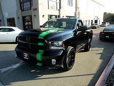 """5"""" OFFSET Dodge Ram 1500 Truck Mopar Racing Stripes Decals Trunk ..."""