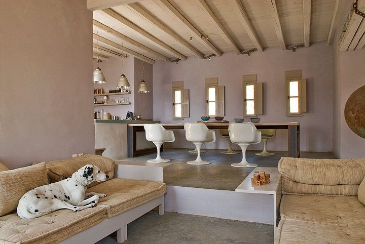 penthouse wohnung montreal designerin julie charbonneau, a greek house | interior and outdoors | pinterest | house, home, Design ideen