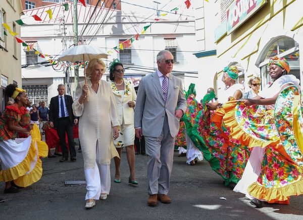 Camilla Parker Bowles Photos Photos: The Prince Of Wales And Duchess Of Cornwall Visit Cuba #visitcuba Camilla Parker Bowles Photos - Prince Charles, Prince of Wales and Camilla, Duchess of Cornwall arrive at a British Classic Car event on March 26, 2019 in Havana, Cuba. Their Royal Highnesses have made history by becoming the first members of the royal family to visit Cuba in an official capacity. - The Prince Of Wales And Duchess Of Cornwall Visit Cuba #visitcuba