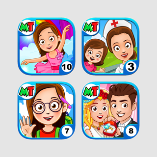 ‎My Town Games LTD Apps on the App Store in 2020 Town