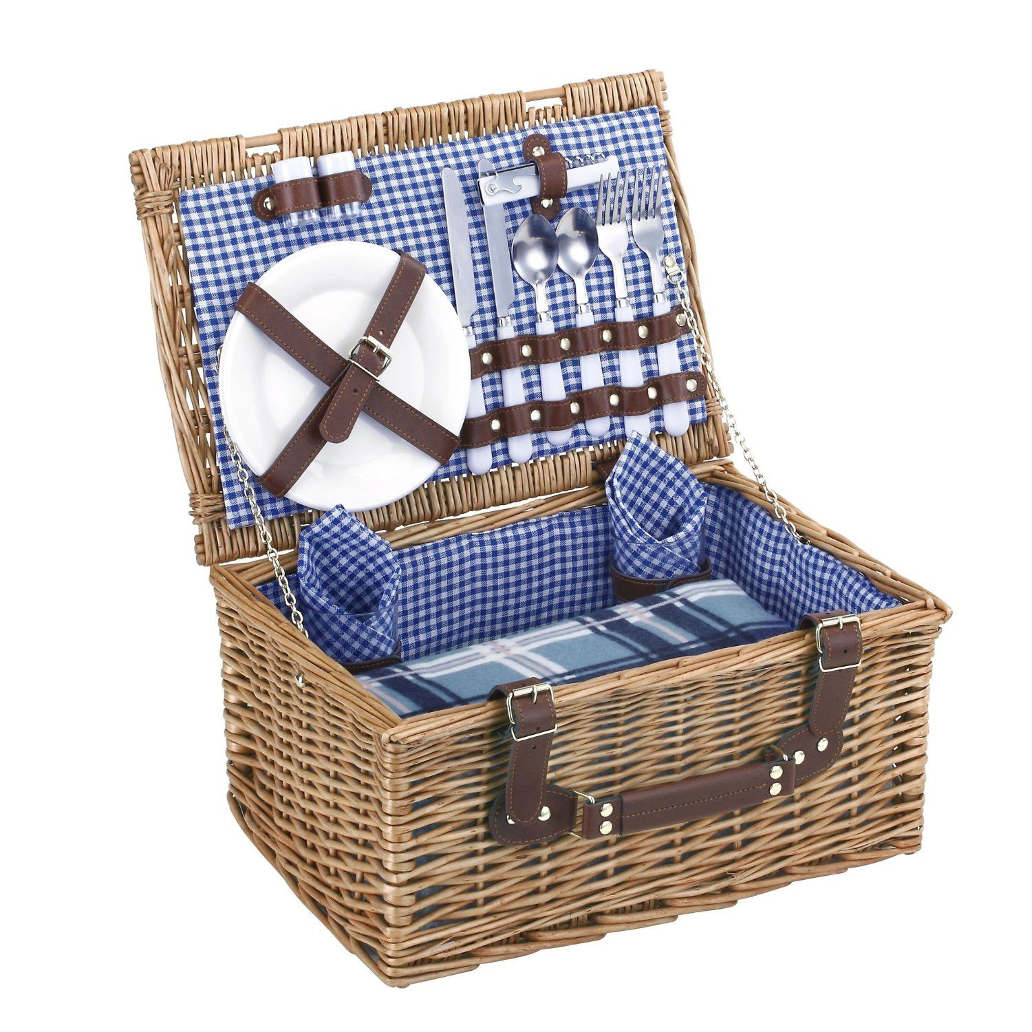 Wedding Gift For Friend Who Has Everything: This Idyllic Picnic Basket Is Everything Your Wife Needs
