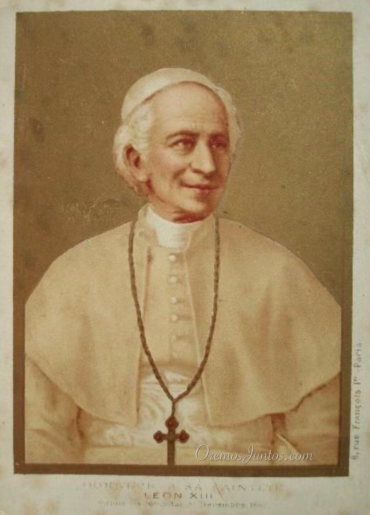 Risultati immagini per Papa Leone xiii
