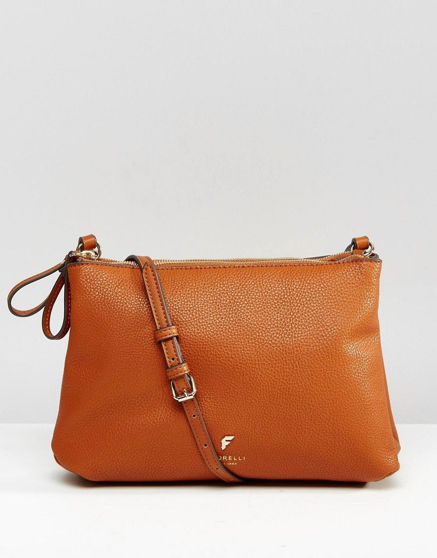 Fiorelli Daisy Small Cross Body Bag - Tan 81034feebcaf8