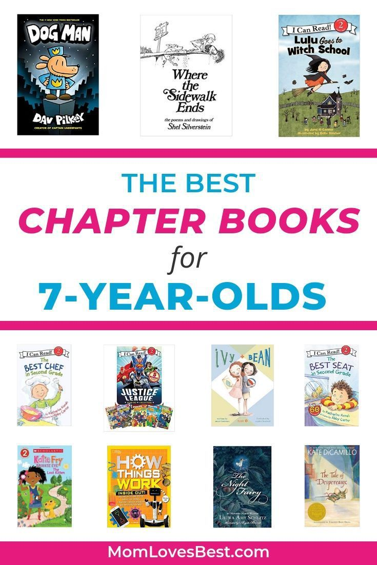 13 brilliant books for 7yearolds what top picks of