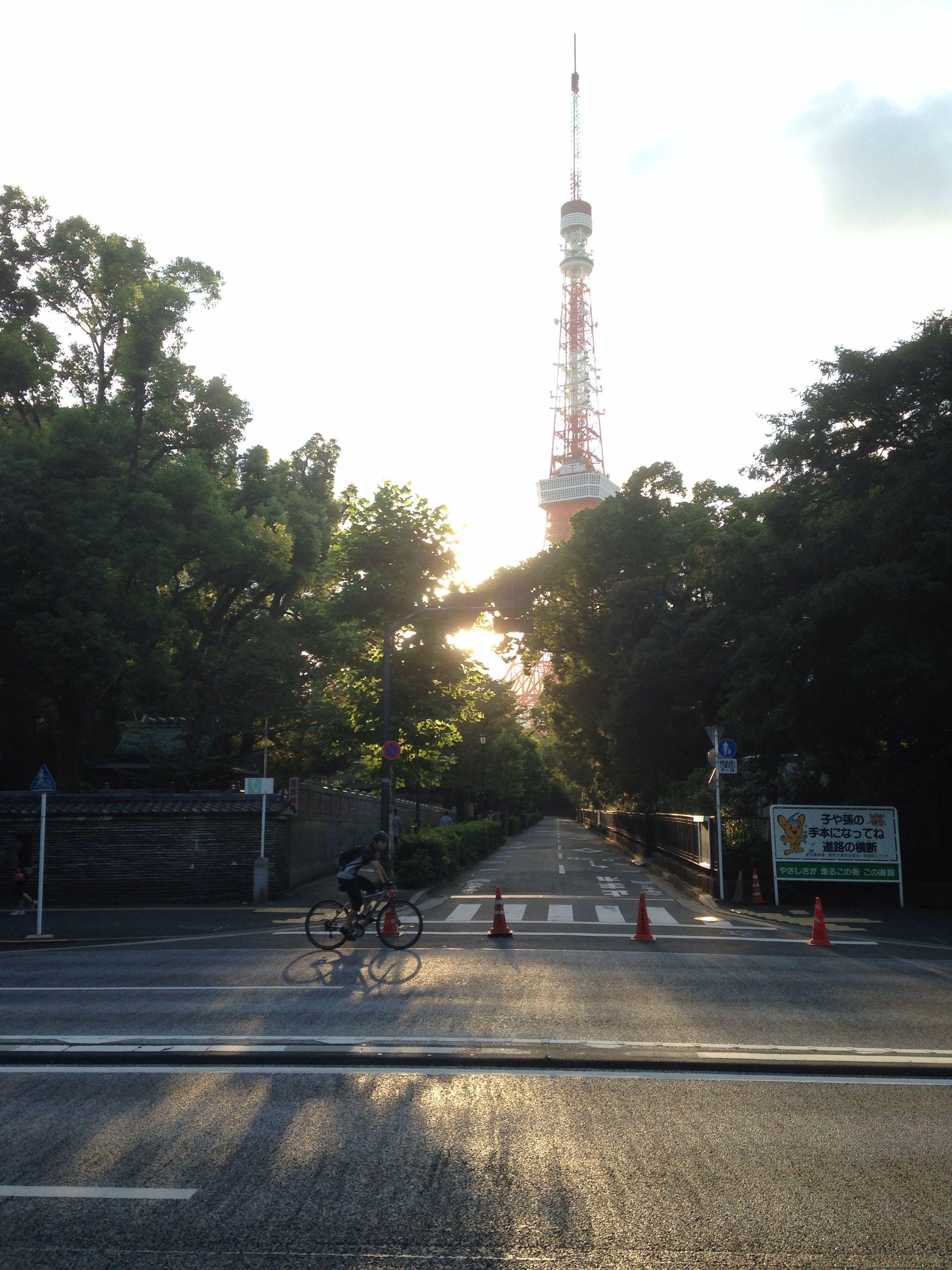2014.8 tokyo tower