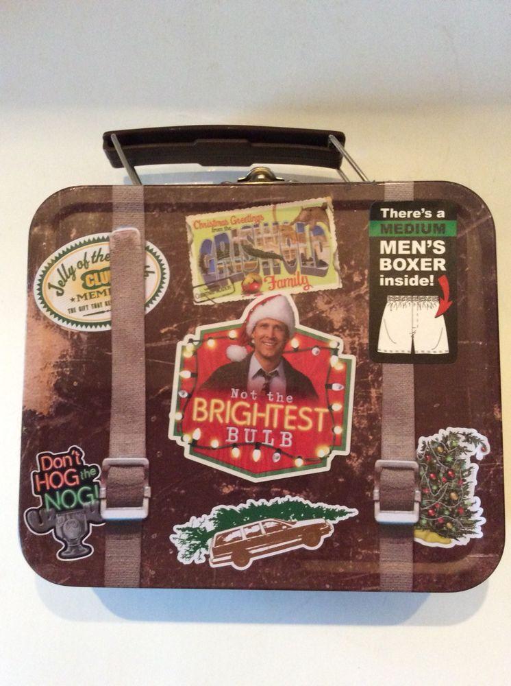 National Lampoon's Christmas Vacation Collectors Tin