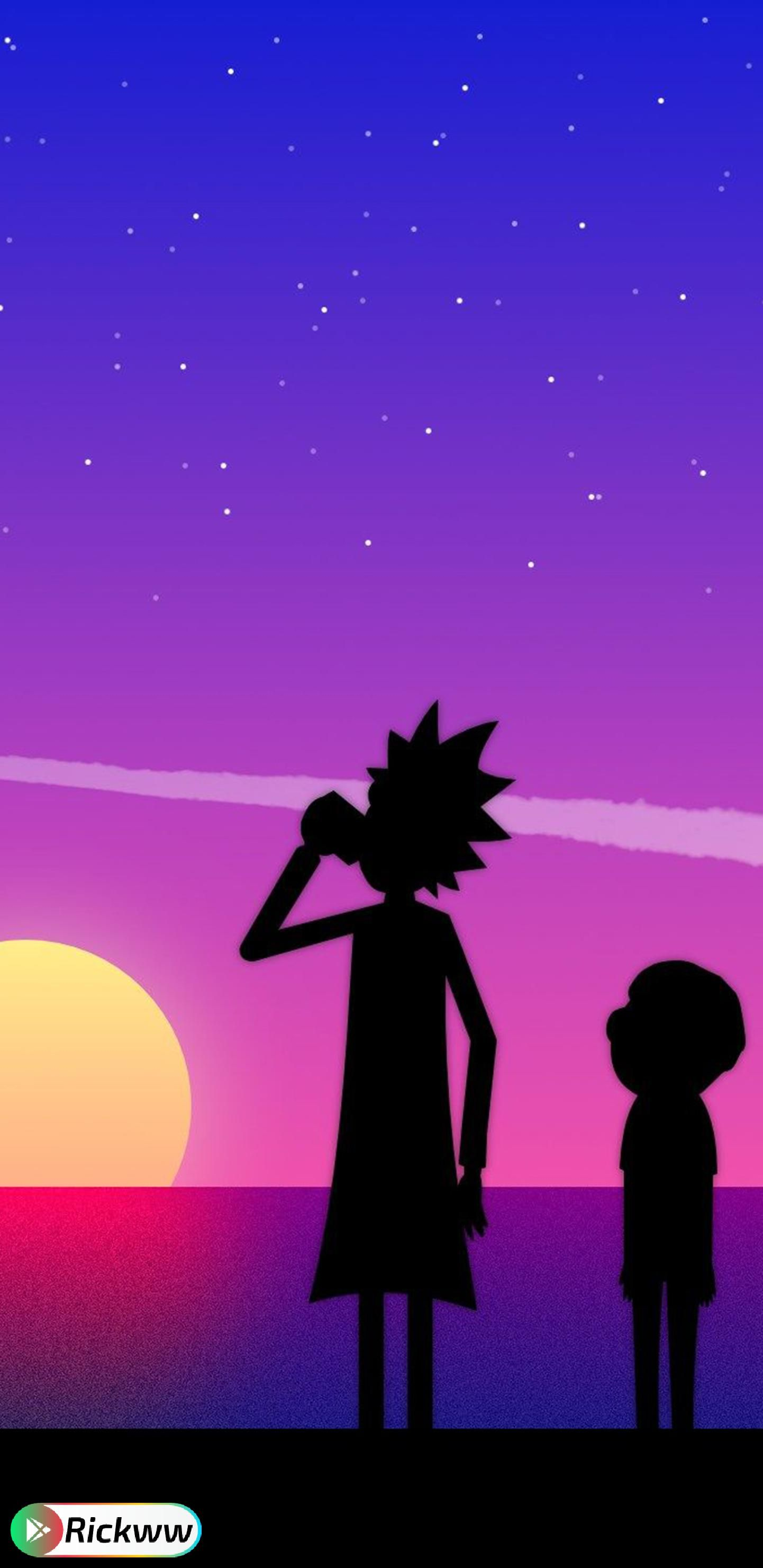 Rickww Rick And Morty Wallpaper Get 2k 4k Hd Wallpaper For