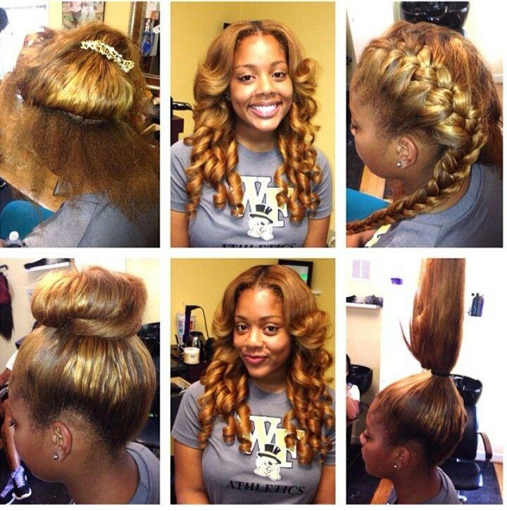 Fabuleux Vixen sew in | Hair! Yasss! | Pinterest | Vixen, Hair style and  GQ98