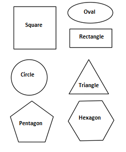 Use Printable Shapes to Create Pictures and Reinforce