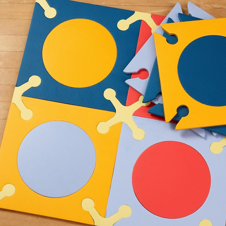 love this activity mat from Land of Nod...