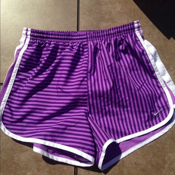 Nike Dri Fit Running Shorts Great condition!!  I will not respond to offers in the comments :) Nike Shorts