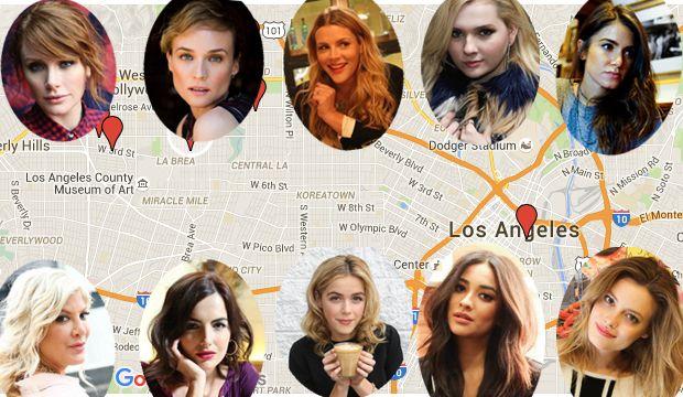 Where Celebrities Eat In Los Angeles Los Angeles Restaurants Los Angeles Museum Los Angeles
