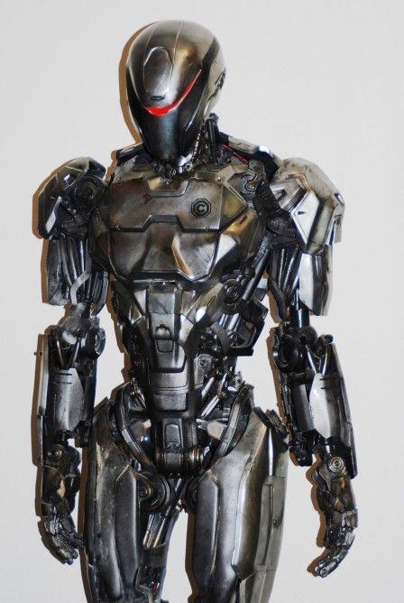 Robotic 3D-Printed Suits | 3dprinting | 3d printer, 3d printing