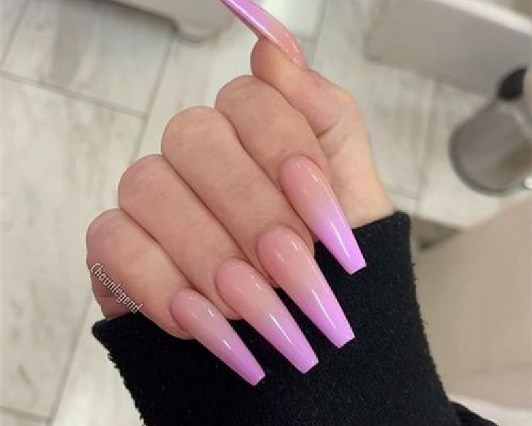 51 Fabulous Ways To Wear Glitter Nails Designs For 2020 Summer Nails Summer In 2020 Best Acrylic Nails Long Acrylic Nails Nail Designs