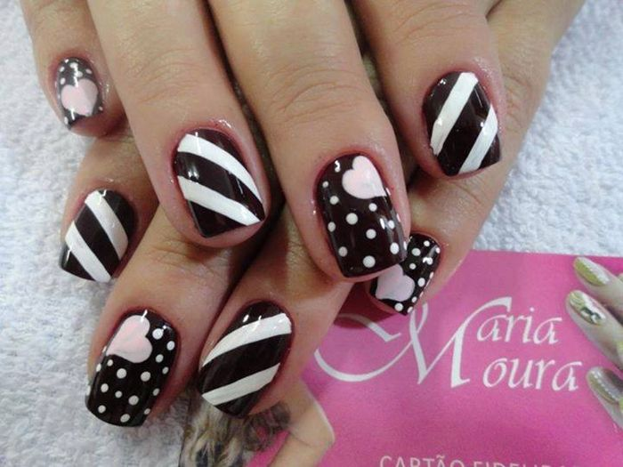 Winter Funky Nail Arts 2016 Designs For Girls Nail Design