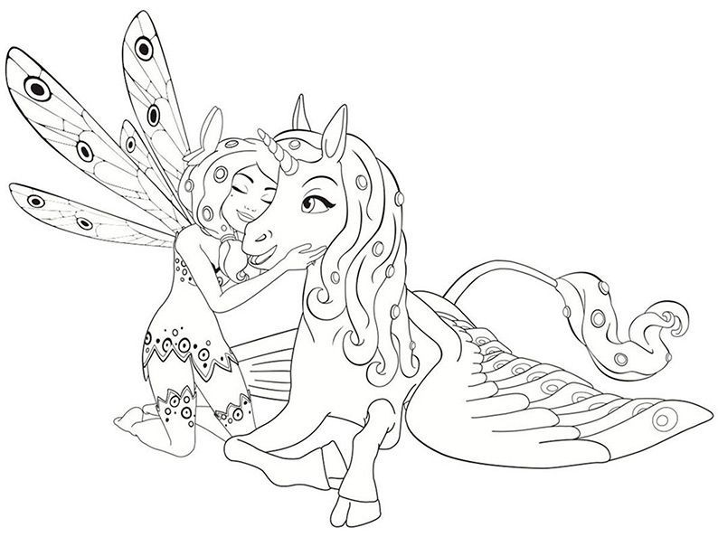 Mia And Me Ausmalbilder Ausmalbilder Ausmalbilder In 2021 Coloring Pages Cinderella Coloring Pages Frozen Coloring Pages
