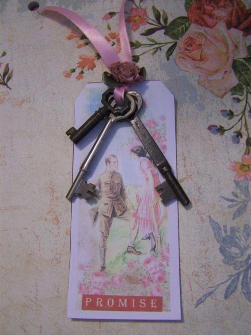 Antique Skeleton Keys trio 2252-skeleton keys, antique keys, old keys