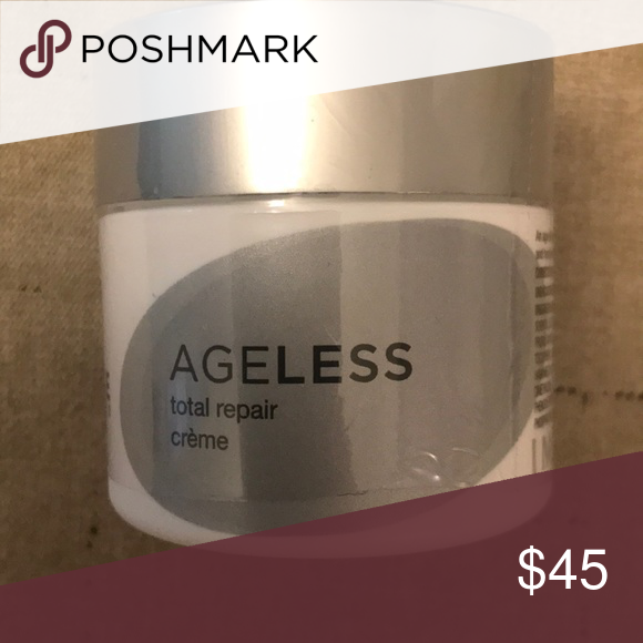 Ageless Total Repair Cream An Anti Aging Defense Crime That