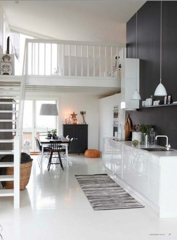 Single Wohnung einrichten | Interiors, Room and House