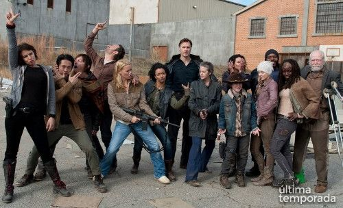 Final de The Walking Dead temporada 3 Imagen 4 | The walking dead ...