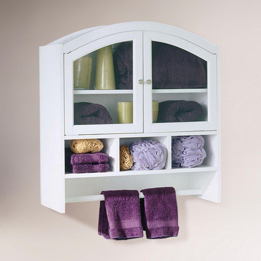 Bathroom Wall Cabinet With Towel Bar Bathroom Wall Cabinets Wall Cabinet Wall Storage Cabinets