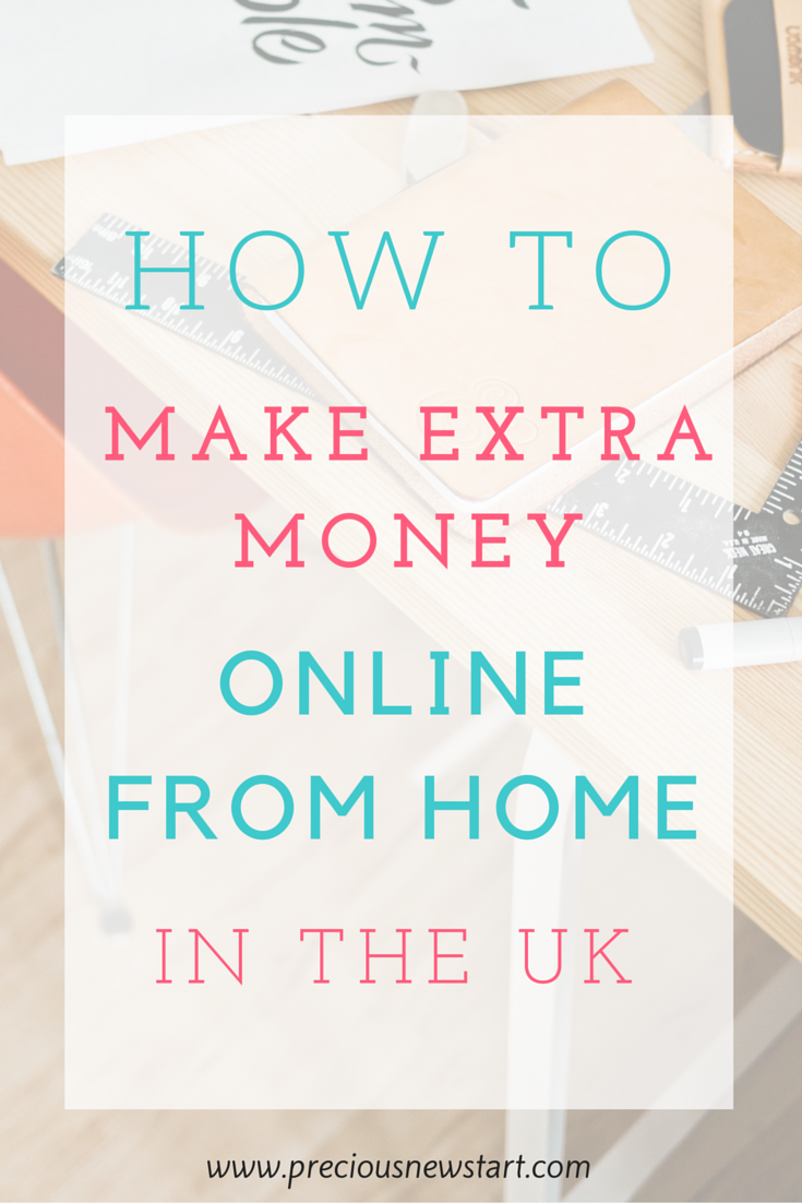 How To make extra money online from home in the uk | How To ...