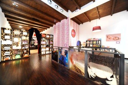 Espacios Cool para niños …. The Milk Bar Milano - DecoPeques