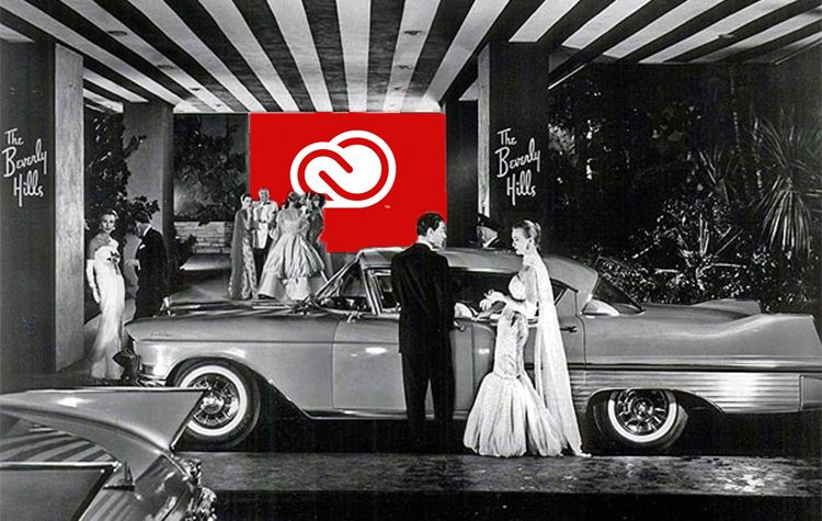 Creative cloud chronicles you can check out but can you