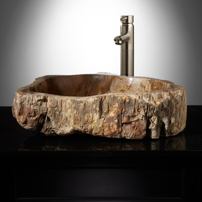 Awesome Vessel Sinks Are A Unique Focal Point As Well.
