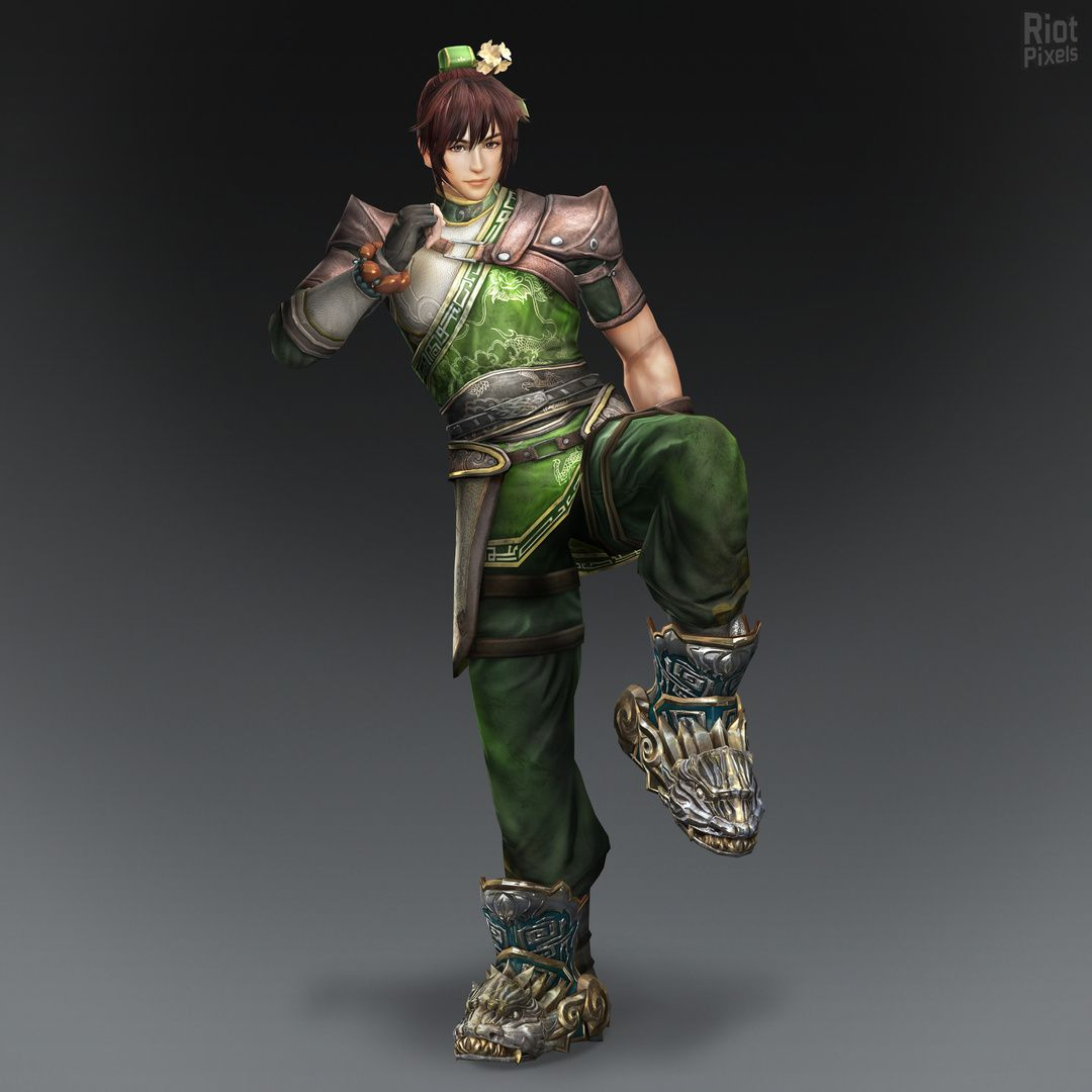 Warriors Orochi 3 Ultimate Guan Yu Mystic Weapon: Game Artworks At Riot Pixels