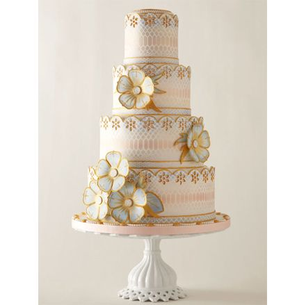 Vincent Diaz Cake Decorating